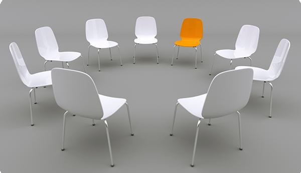 Chairs-Circle